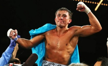GGG knockouts Rubio in the second round