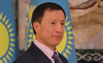 New Mayor of Astana city named