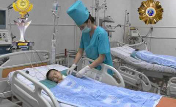 Above 1,000 kids with congenital heart diseases performed operations in Zhambyl rgn