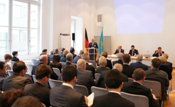 В Штутгарте состоялся День экономики Казахстана