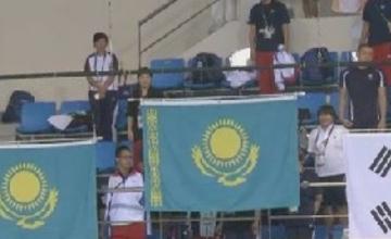 Kazakhstan's Gabidullina sets new world record at Asian Para Games