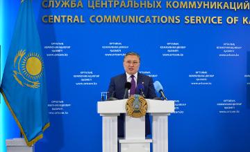Н.Әбдібеков: 2016 жылы «Астана-Теміртау» жолы тапсырылады
