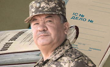 Head of Kazakh Frontier Service arrested on corruption charges