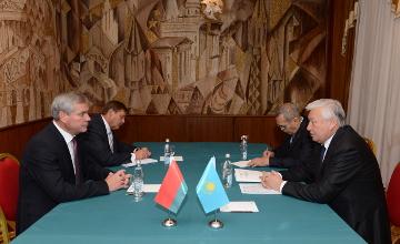 К.Джакупов: Роль межпарламентского взаимодействия в условиях интеграционных процессов возрастает