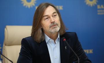 Я очень люблю Казахстан - заслуженный художник РФ Никас Сафронов