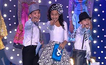 Астанада «Айгөлек» балалар телебайқауының ақтық кезеңі басталды