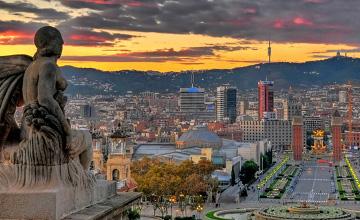Barselonada búkil qala boıynsha tegin Wi-Fi qyzmeti engiziledi