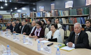 Имя казахского лингвиста К. Жубанова известно всему тюркскому миру - профессор Т.Садыков
