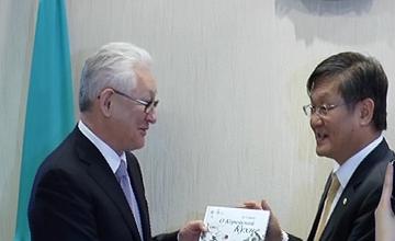 Солтүстікқазақстандықтар Корея Республикасымен ынтымақтастықты реттеуді қолға алды