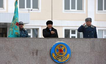 Kazakh President opens new military community in Astana