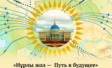 """Nurly Zhol"" program – response to modern challenges – M. Pshembayev"