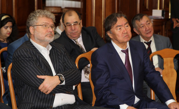 Писатели Казахстана и России обсудили в Москве вопросы укрепления сотрудничества