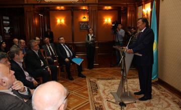 А.Аскаров: Между писателями Казахстана и России должна быть литературная и культурологическая интеграция