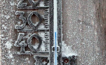 Temperature to plummet in the north of Kazakhstan to -33 degrees Celsius