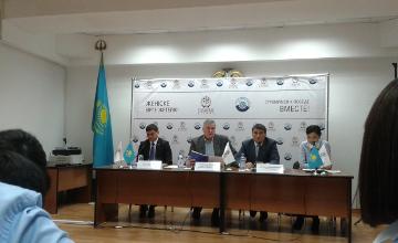 В 2015 году в Шымкенте откроется тренировочная база для гребных видов спорта