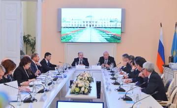 Парламентарии Казахстана и России обсудили вопросы двустороннего сотрудничества