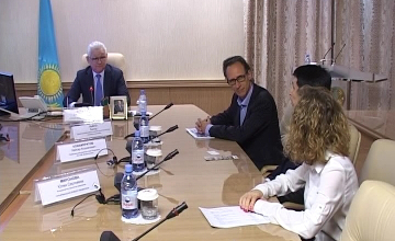 Australian investors interested in cooperation with North Kazakhstan rgn (PHOTO)