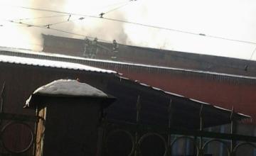 Трамвай депосында болған өрттің мән-жайы анықталды