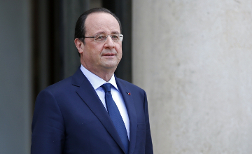 President Hollande to pay his first official visit to Kazakhstan