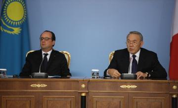 巴黎第一大学将在阿拉木图开设分校