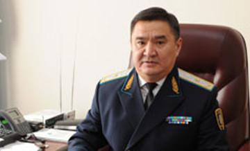 М. Ахметжанов освобожден от должности зампредседателя финансовой полиции