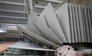 Мусороперерабывающий завод г. Жанаозен наладил производство строительных материалов
