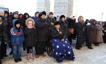 Тәуелсіздік күніне орай 168 отбасы арендалық пәтерге ие болды - Талдықорған (ФОТО)