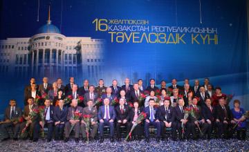 СЛОВО О НЕЗАВИСИМОСТИ: День обретения Независимости стал историческим  для народа Казахстана - Н.Абдибеков