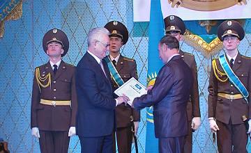 Солтүстікқазақстандық алты азамат «Құрмет» орденіне ие болды  (ФОТО)