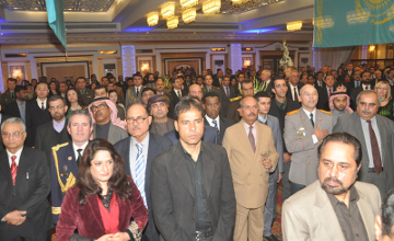 Islamabad hosts reception to mark Kazakhstan's Independence