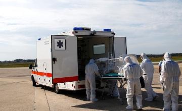 世卫组织:埃博拉致死人数徒增 已接近7000人