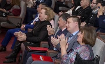 Казахстанские модельеры стали победителями II Евразийского конкурса высокой моды национального костюма в Москве (ФОТО)