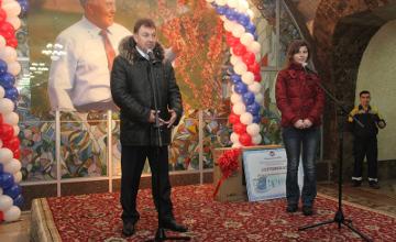 Алматы метросының 20 миллионыншы жолаушысы марапатталды (ФОТО)