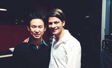 Денис Тен Швейцарияда «Ice Legends» шоуына қатысты (ФОТО)