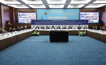 Бас прокуратура: Қазақстан азаматтары Украинадағы жауынгерлік қақтығыстарға қатысып жүрген жоқ