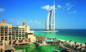 Dubai, Namibia and Burma: destinations on the rise in 2015