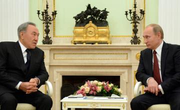 Н. Назарбаев: Мы должны сделать ЕАЭС жизнеспособным и интересным для всех