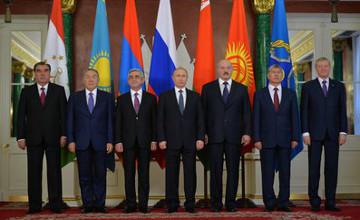 Главами государств-членов ОДКБ на сессии Совета коллективной безопасности в Москве подписано заявление