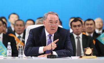 Н.Назарбаев: Арендное жилье позволит человеку поехать туда, где есть работа