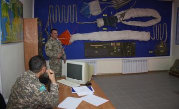 Новую систему «Беркут-2» осваивают  казахстанские десантники