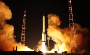 Байқоңырдан ұшырылған «Астра-2Ж» еуропалық ғарыш аппараты орбитаға шығарылды