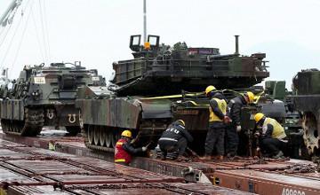 США перебросят бронетанковую бригаду в Европу