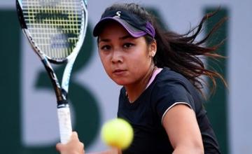 Зарина Дияс Қытайдағы турнирдің ширек финалына шықты