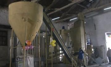 Алматы облысында бірқатар мектептер жергілікті зауыттан шыққан биоотынмен жылытылуда