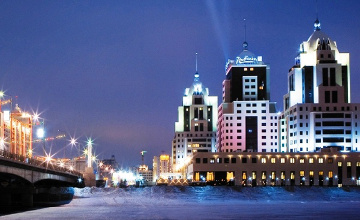 Astana welcomes nearly 650,000 tourists in 2014