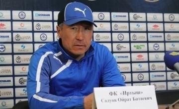 Ойрат Садуов назначен главным тренером ФК «Байтерек»