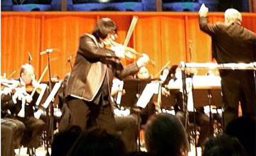 Лондондағы симфониялық оркестр Еркеш Шәкеевтің туындыларын орындады