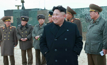 Ким Чен Ын Мәскеудегі Жеңіс күніне арналған мерекелік шараларға қатысуға келісімін берді