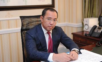 Рустам Жүрсінов ҚР ҰКП басқармасы төрағасының орынбасары болып тағайындалды