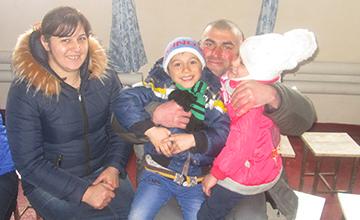 Алматы облысында сотталғандар балаларымен кездесті (ФОТО)